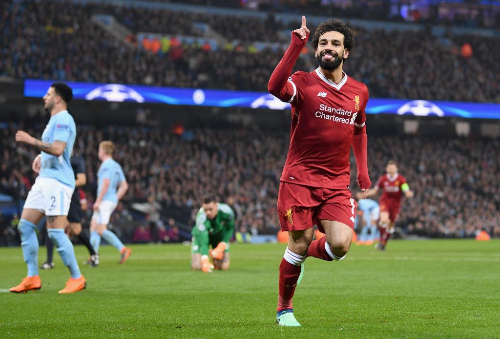 Who else? Mohamed Salah.