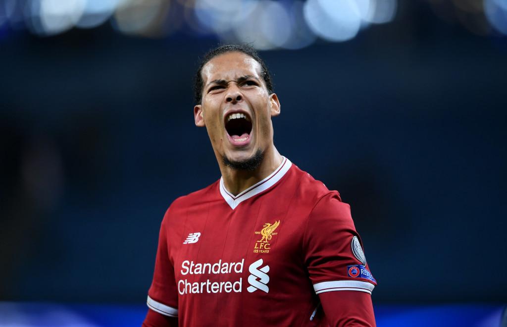 Virgil van Dijk has been superb since joining Liverpool
