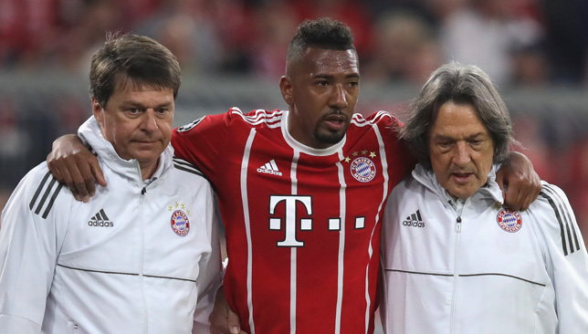 Football news: Jerome Boateng and Manuel Neuer facing race to be fit for World Cup - Article ...