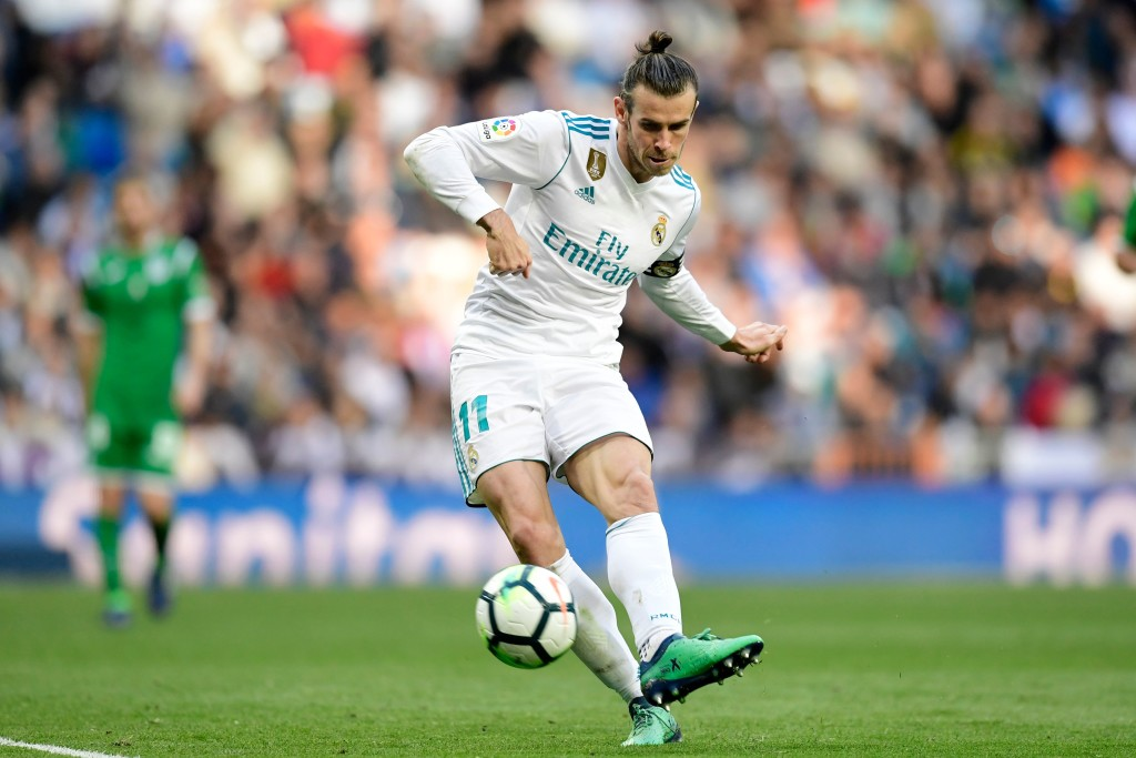 Gareth Bale struck for the 12th time in 23 La Liga games this season.