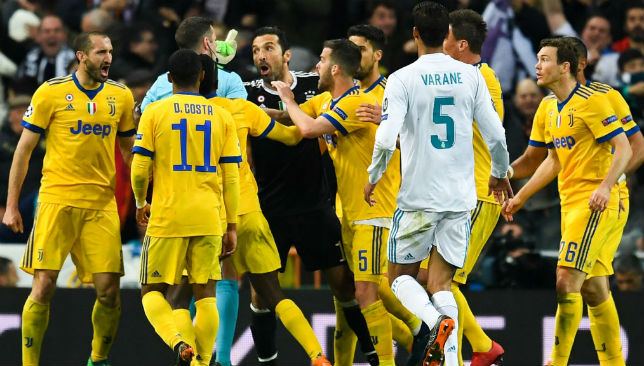 He may be a legend but Gianluigi Buffon's behaviour in Juve's Champions League exit to Real Madrid has soured his reputation.