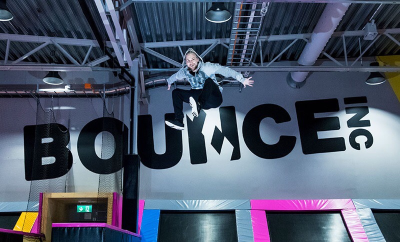 Fly high at Bounce