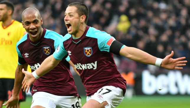 Hernandez earns West Ham valuable point at Chelsea