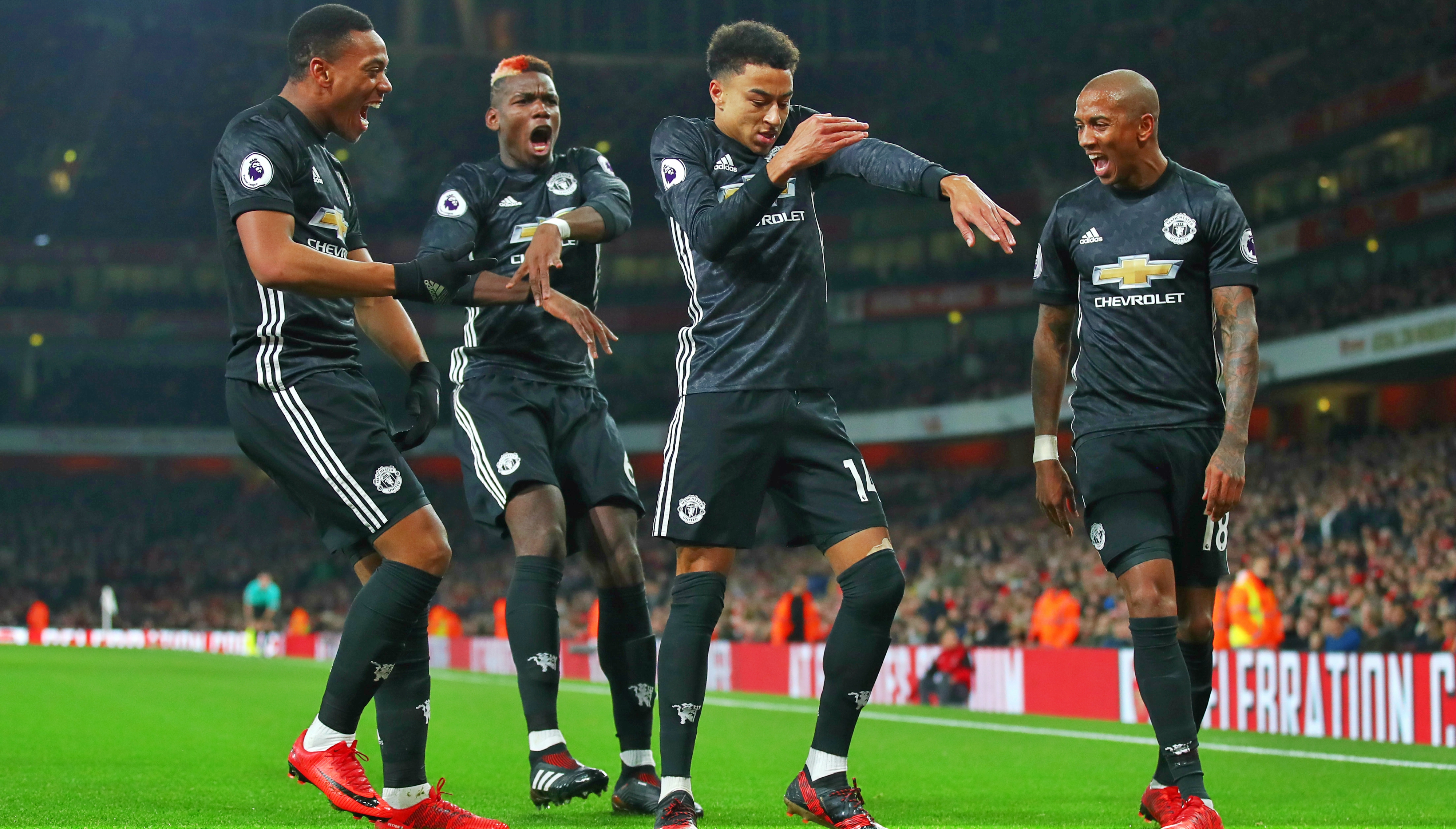 Man United News: Jesse Lingard, The Man Who Dances To His