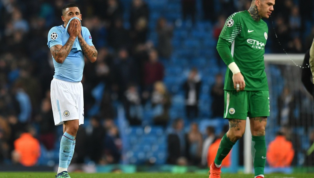 Gabriel Jesus has been in poor form in front of goal for Man City.