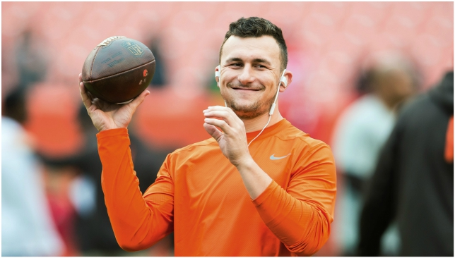 Johnny Manziel's comeback is a mediocre performance in Spring League