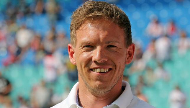 Hoffenheim head coach Julian Nagelsmann