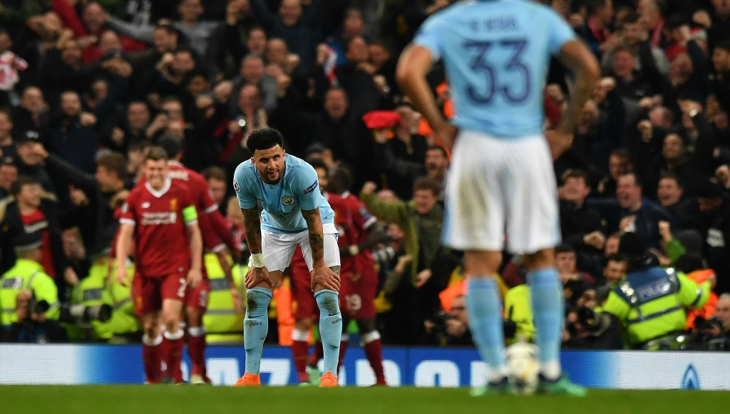 A miserable week for Walker and Man City is forgotten now.