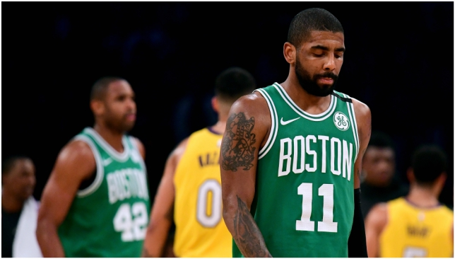 f066968cf5d2 Kyrie Irving injury doesn t change Boston Celtics  timeline for contention  as future remains bright