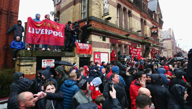 Two Italians due in court charged with attacking Liverpool fan