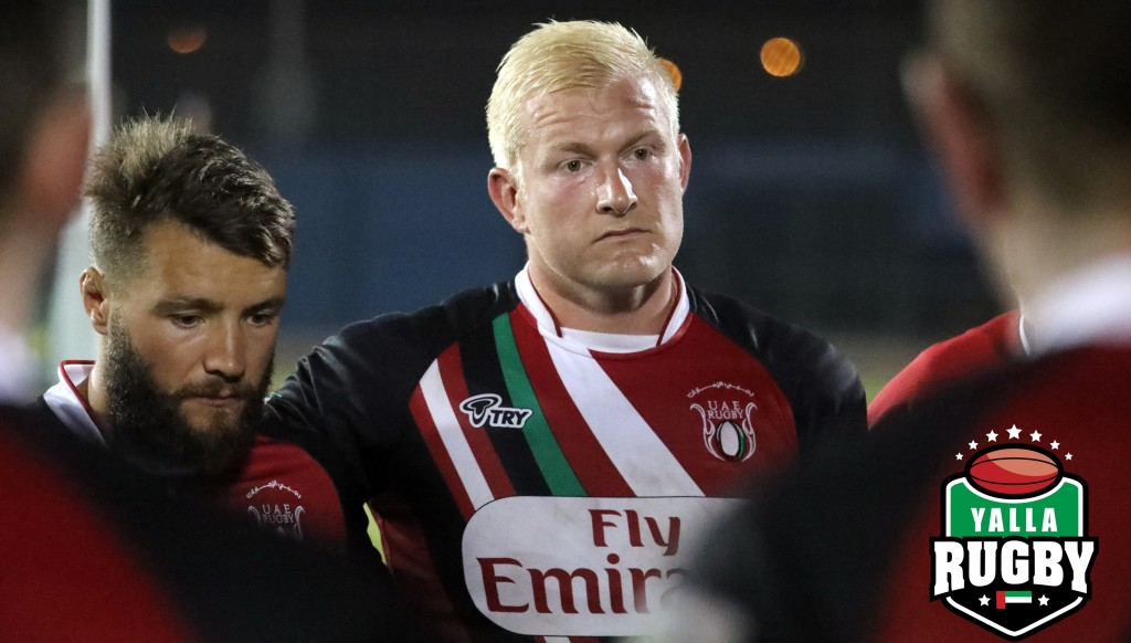 Matt Mills was one of seven Exiles in action on Friday.