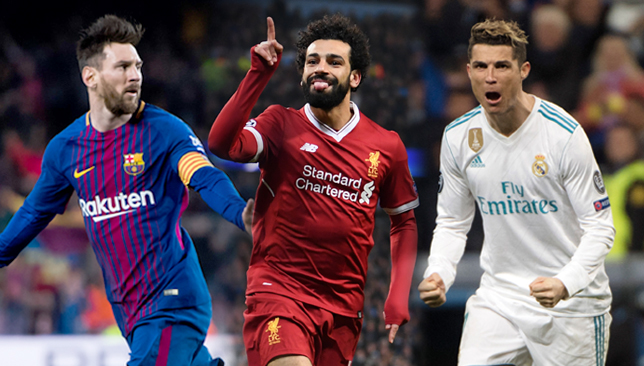 Football news: Who is better - Cristiano Ronaldo, Lionel Messi or Mohamed Salah? We compare the ...