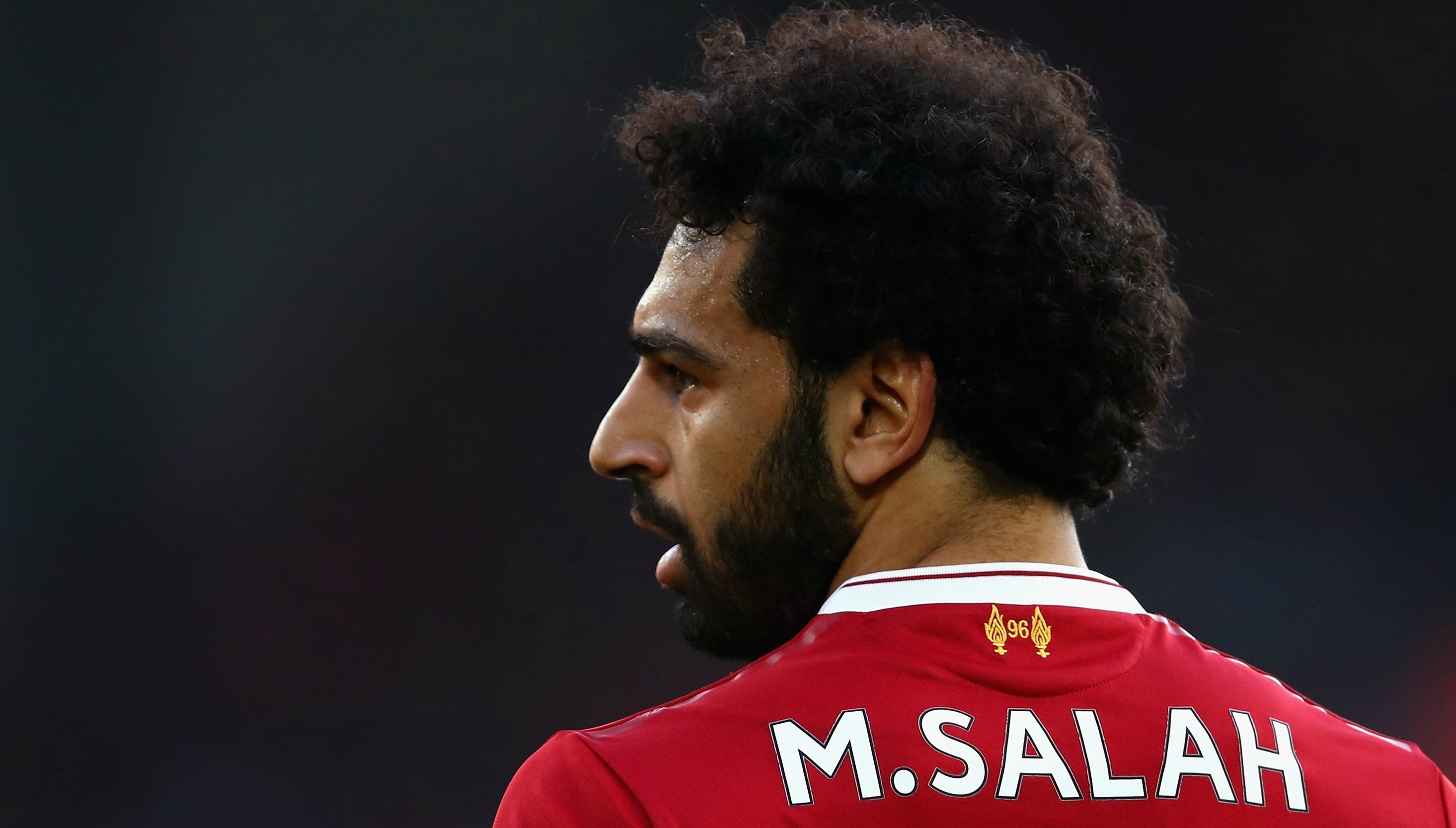 Salah Wants Golden Boot, But Winning Comes First