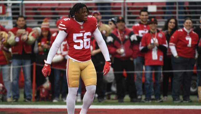 Reuben Foster Bail $75K for Domestic Violence; Richard Sherman Attended Hearing