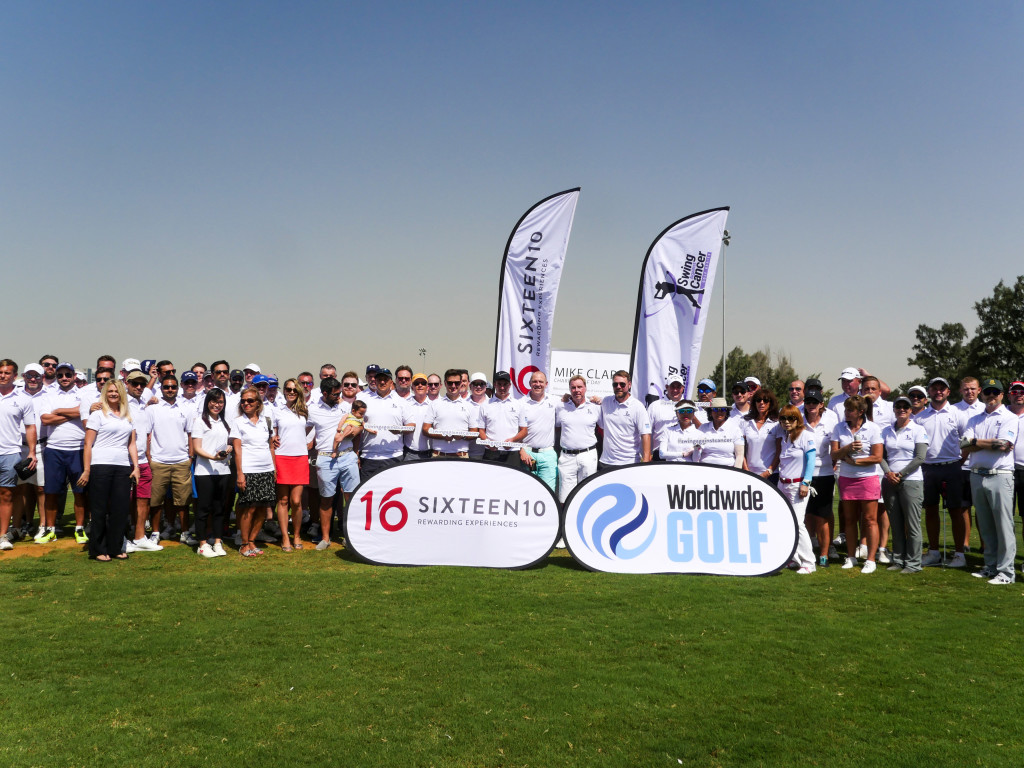 Swing Against Cancer Golf series