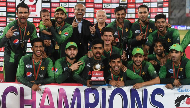 news about pakistan cricket team