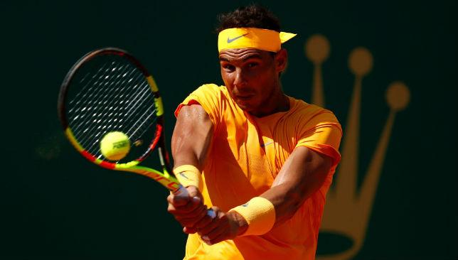 Rafael Nadal of Spain 1