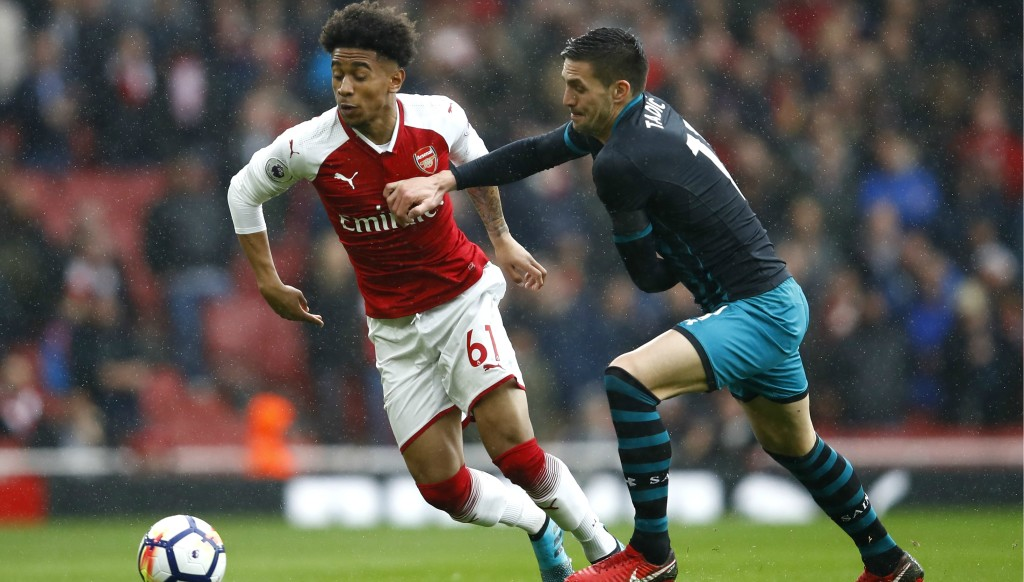 Reiss Nelson is likely to get more chances to shine with Alexandre Lacazette injured.