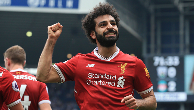 Mohamed Salah is up there with Messi and Ronaldo, says Dejan Lovren