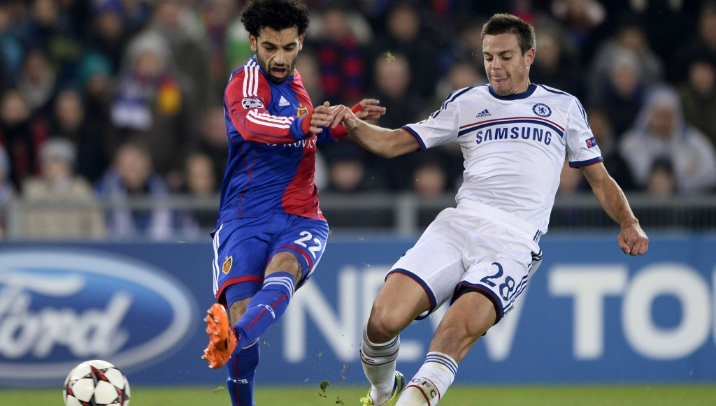 Salah left Egypt for Europe and Swiss side Basel in 2012.