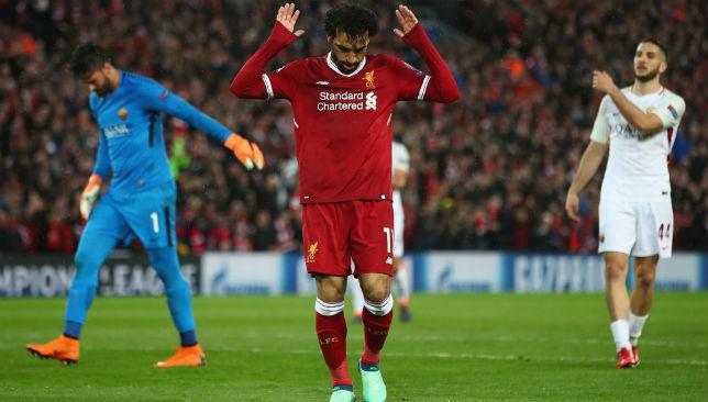 Salah of Liverpool
