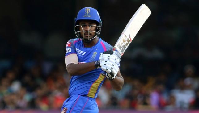 Sanju Samson had a decent IPL 2018. Image: BCCI