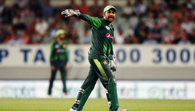 Sarfraz Ahmed's men had thrashed the West Indies by 3-0 recently.