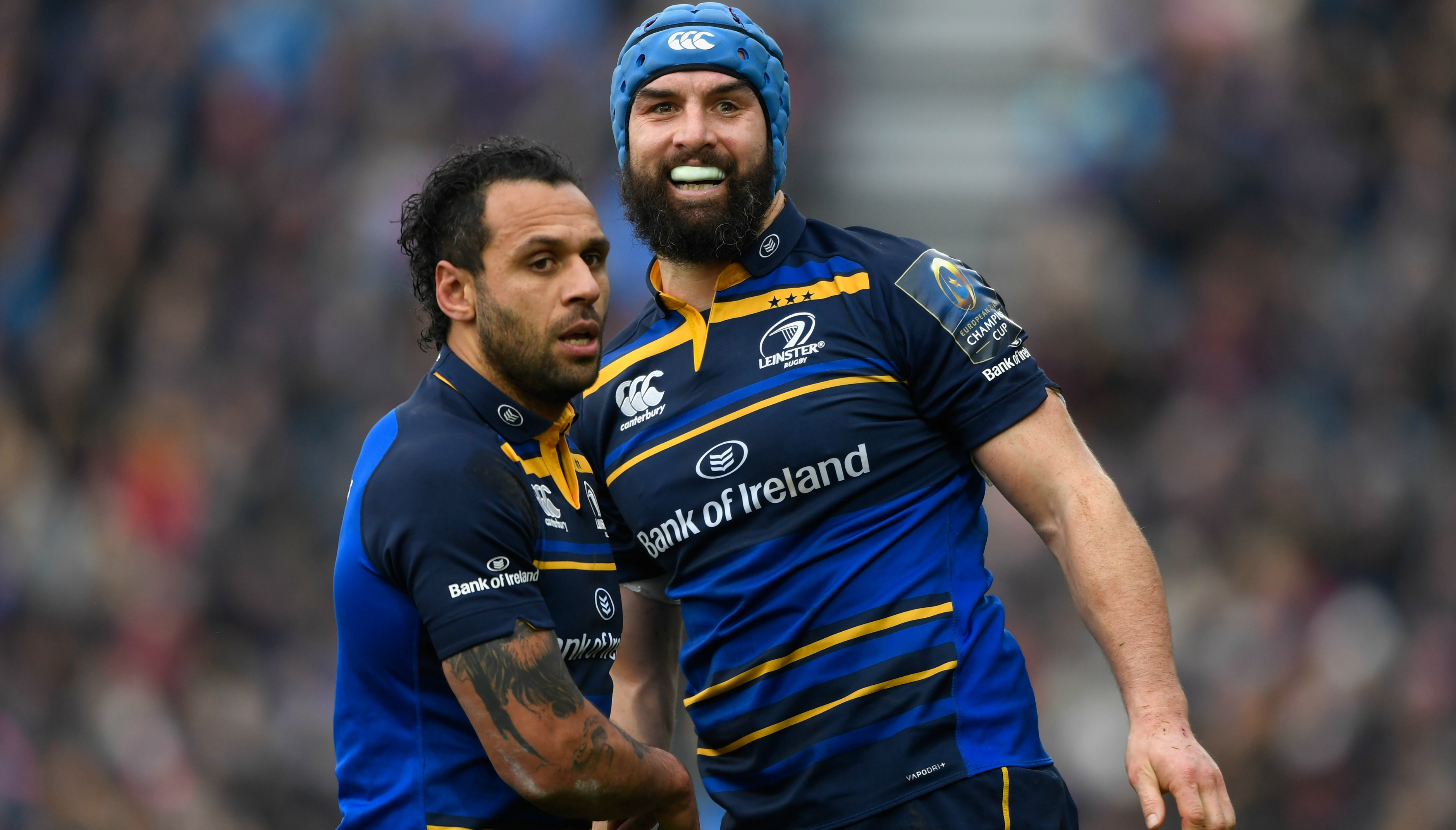 Leinster and Racing dominate European Player of the Year shortlist