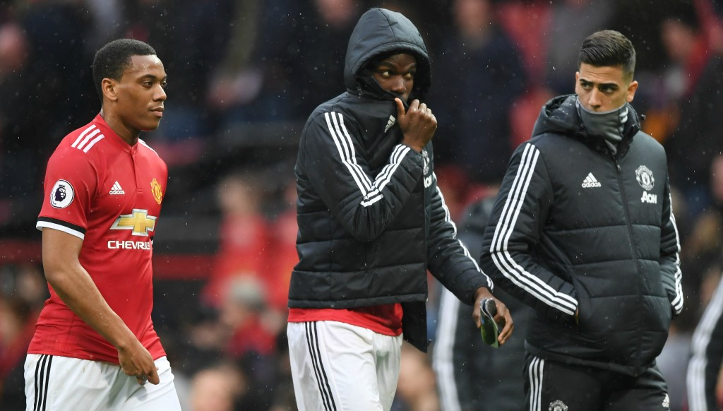 United were as abysmal against West Brom as they were brilliant against Man City.