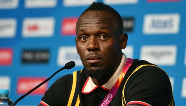 Usain Bolt speaks