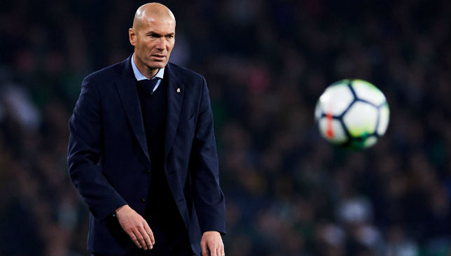 Furious Zidane hits out at Real Madrid 'jealousy'