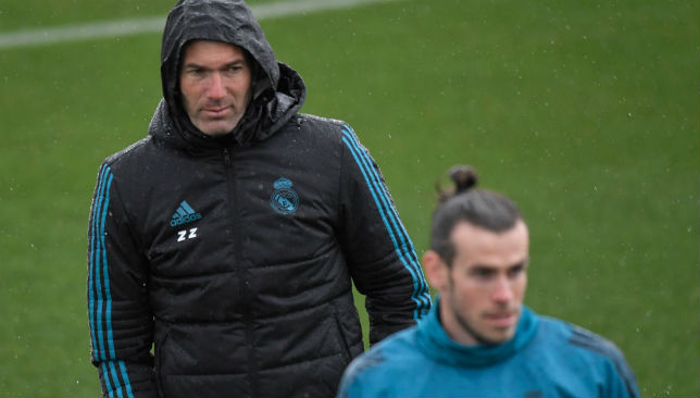 Real Madrid coach Zidane snappy over Kepa questions after Athletic Bilbao draw