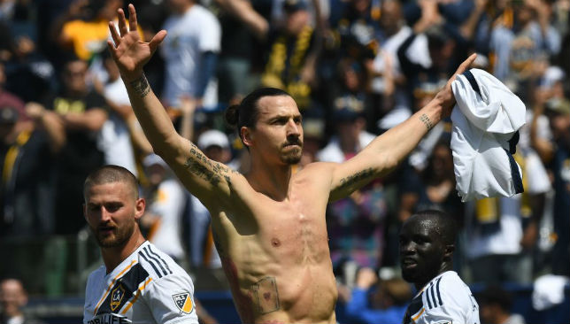 Ibrahimovic reveals the sole problem Mourinho had with him at Old Trafford