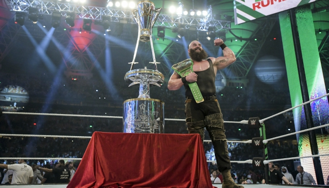 WWE hosts first Greatest Royal Rumble in Saudi Arabia
