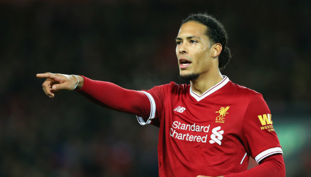 Van Dijk vows Liverpool will look to attack Man City again