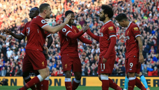 Liverpool 3-0 Bournemouth: Jurgen Klopp's men rated and slated