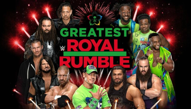 New Talent, Including The Great Khali, Advertised For The Greatest Royal Rumble