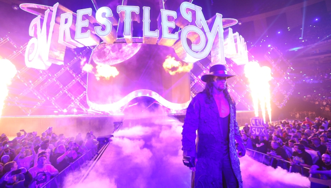 WWE changes Undertaker match at Greatest Royal Rumble