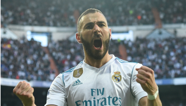 Karim Benzema seems untouchable at Real Madrid.
