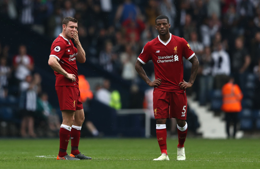 A Roma goal will send nerves jangling in the Liverpool camp.