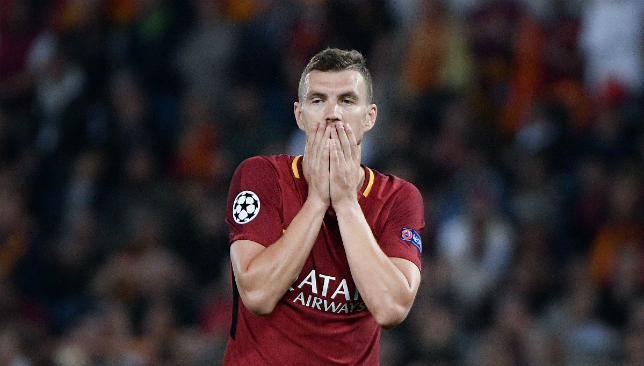 Will Dzeko help Roma get the Champions League heartbreak behind them and fight for the fourth spot?