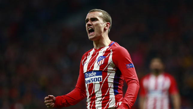 Griezmann was the star man for Atlético yet again.