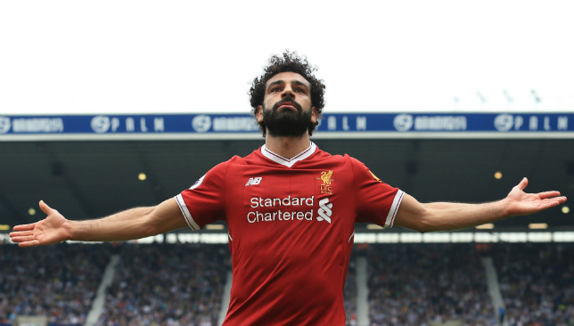 Mohamed Salah beat Harry Kane to the Golden Boot by two goals.