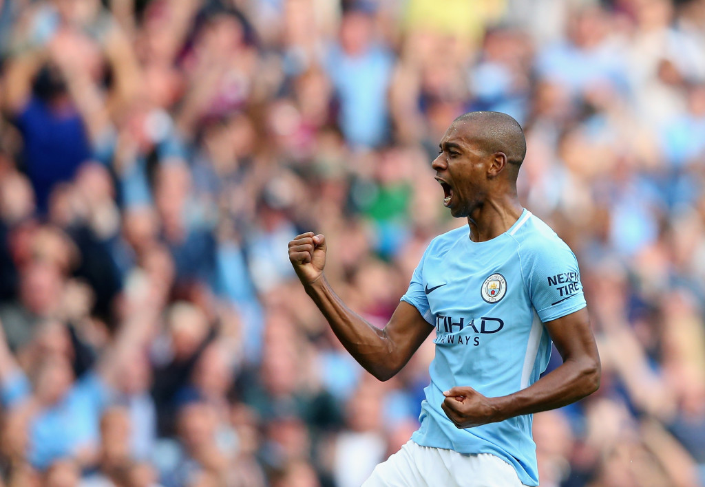Fernandinho: City's most important player.
