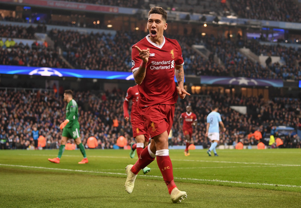 Firmino may be the most underrated player in the world at the moment.