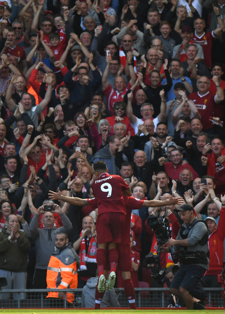 His role was new but Firmino was still the player who made Liverpool tick.
