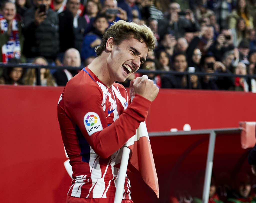 If this is Griezmann's final season, he's given Atlético a memorable send-off.