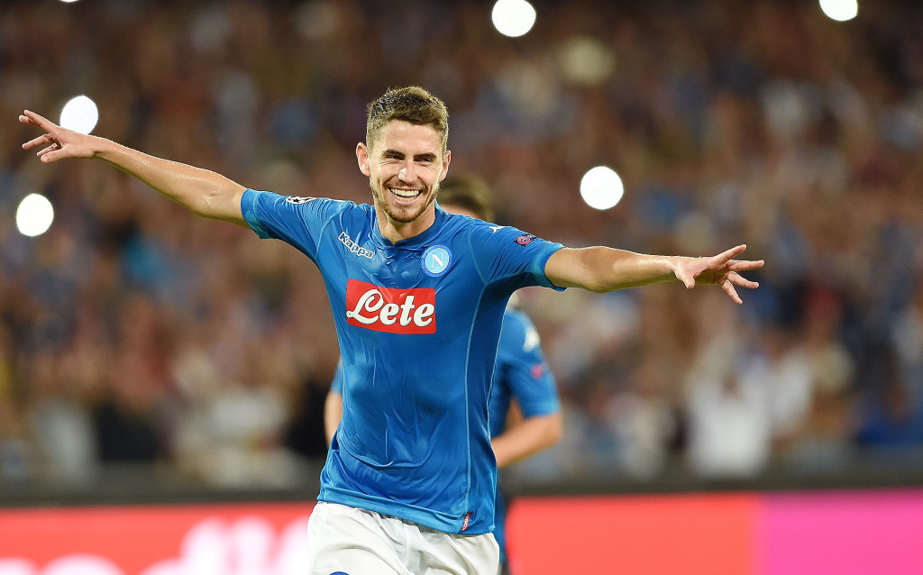Will Jorginho swap Napoli for Manchester this summer?