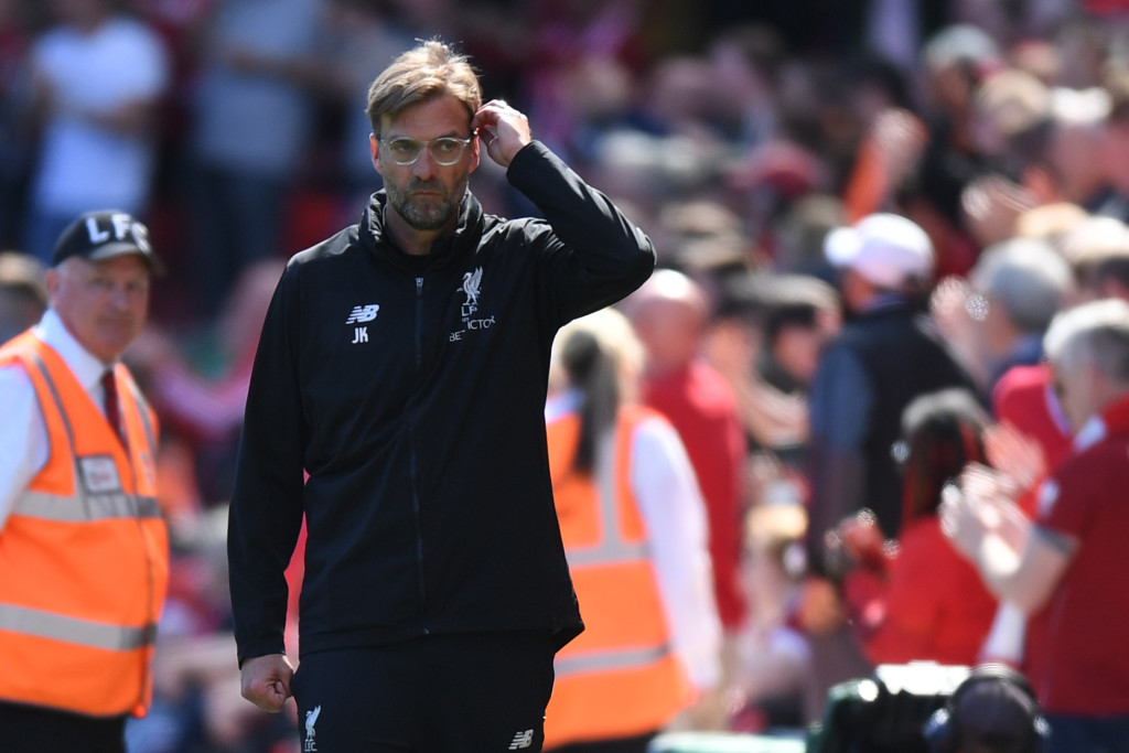 Klopp showcased his tactical flexibility.