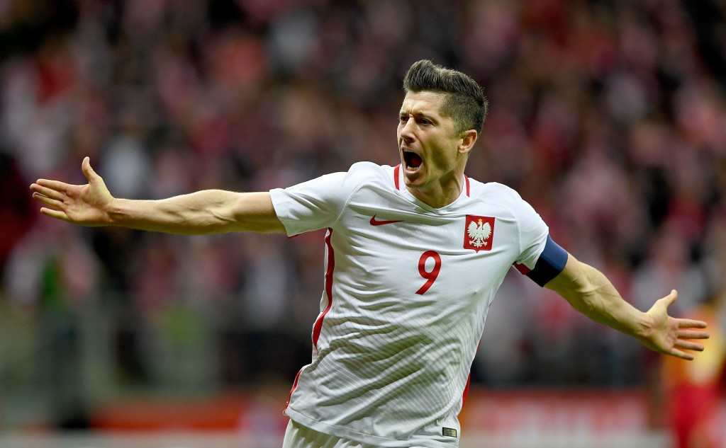 Lewandowski led Poland to the World Cup and cruised to the Bundesliga Golden Boot.